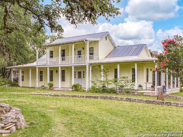 1606 Oakridge Ln, Pipe Creek, TX 78063 (MLS #1289411) :: Neal & Neal Team