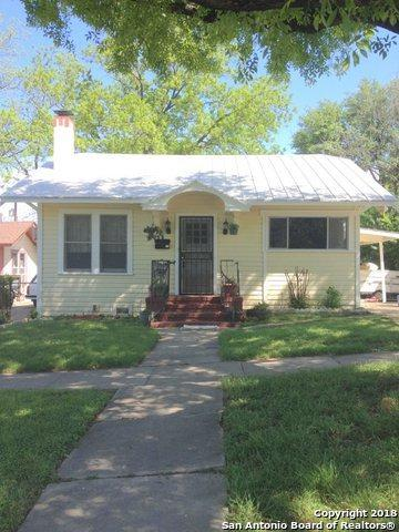 427 W Huisache Ave, San Antonio, TX 78212 (MLS #1292642) :: The Castillo Group