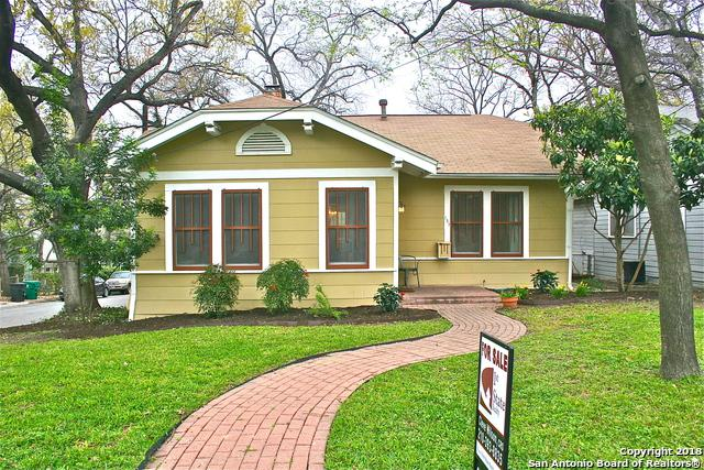 137 Alta Ave, Alamo Heights, TX 78209 (MLS #1297723) :: Ultimate Real Estate Services