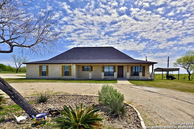 2680 County Road 389, Hobson, TX 78117 (MLS #1298328) :: The Castillo Group