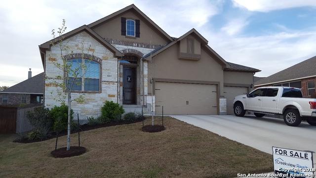 1053 Stone Crossing, New Braunfels, TX 78132 (MLS #1298621) :: Exquisite Properties, LLC