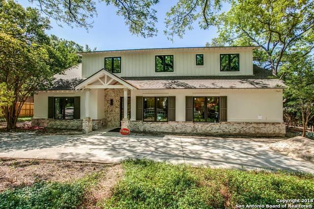 2210 Camelback Dr, San Antonio, TX 78209 (MLS #1311898) :: Exquisite Properties, LLC