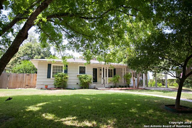 316 Harmon Dr, San Antonio, TX 78209 (MLS #1312187) :: Erin Caraway Group
