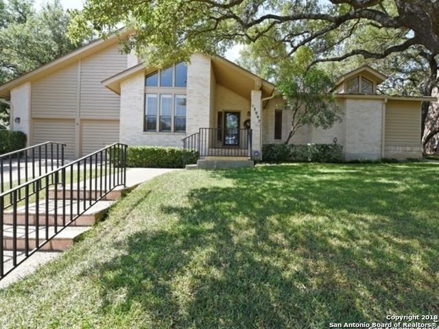13007 Hunters Ridge St, San Antonio, TX 78230 (MLS #1314533) :: The Castillo Group
