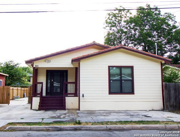 611 S San Dario Ave, San Antonio, TX 78237 (MLS #1317296) :: Exquisite Properties, LLC