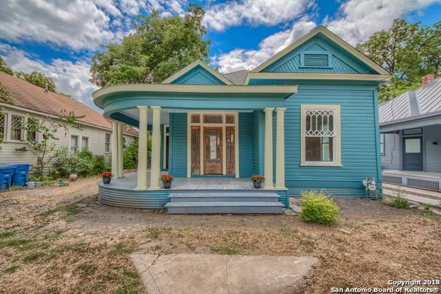 419 Cedar St, San Antonio, TX 78210 (MLS #1320042) :: Tom White Group
