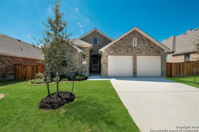 9756 Innes Place, Boerne, TX 78006 (MLS #1320555) :: Alexis Weigand Real Estate Group