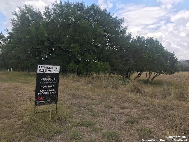 LOT 26 A Vaquero, Pipe Creek, TX 78063 (MLS #1322669) :: The Castillo Group