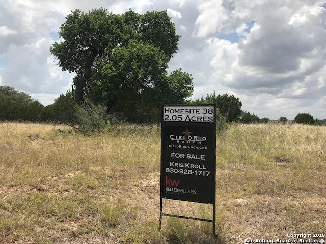 LOT 16 G Rio Azule, Pipe Creek, TX 78063 (MLS #1322673) :: The Castillo Group