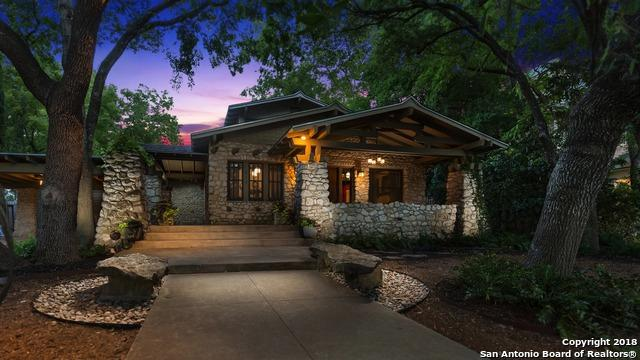 910 Cambridge Oval, Alamo Heights, TX 78209 (MLS #1325932) :: Ultimate Real Estate Services