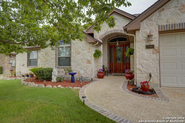 2893 Oak Run Pkwy, New Braunfels, TX 78132 (MLS #1328283) :: The Castillo Group