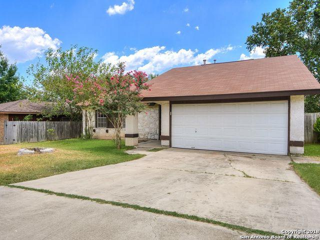 7826 Lazy Forest St, Live Oak, TX 78233 (MLS #1330111) :: Exquisite Properties, LLC
