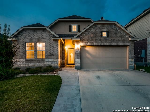 113 Chisholm Dr, Boerne, TX 78006 (MLS #1330477) :: Alexis Weigand Real Estate Group