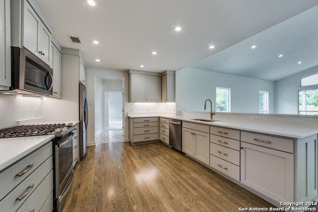 205 Wellesley Blvd, San Antonio, TX 78209 (MLS #1331301) :: Alexis Weigand Real Estate Group