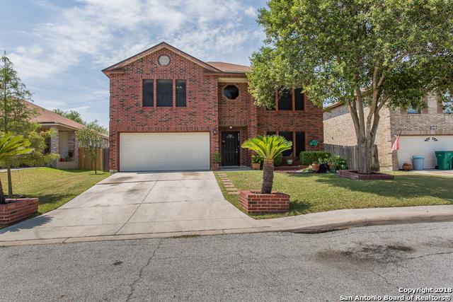 8203 Cantura Mills, Converse, TX 78109 (MLS #1333532) :: Alexis Weigand Real Estate Group