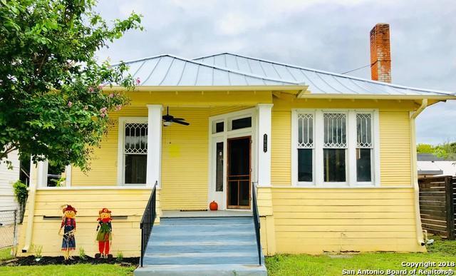 2007 S Presa St, San Antonio, TX 78210 (MLS #1337007) :: Exquisite Properties, LLC