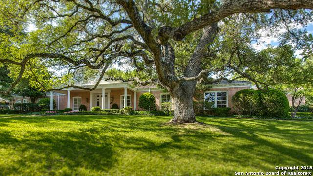 206 Oak Park Dr, San Antonio, TX 78209 (MLS #1343935) :: Alexis Weigand Real Estate Group