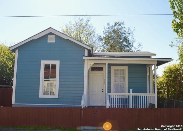 322 Refugio St, San Antonio, TX 78210 (MLS #1346650) :: NewHomePrograms.com LLC