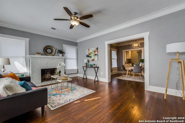 1605 W Mistletoe Ave, San Antonio, TX 78201 (MLS #1347247) :: The Mullen Group | RE/MAX Access