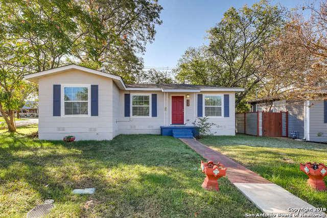 234 Belfast Dr, San Antonio, TX 78209 (MLS #1348030) :: Alexis Weigand Real Estate Group