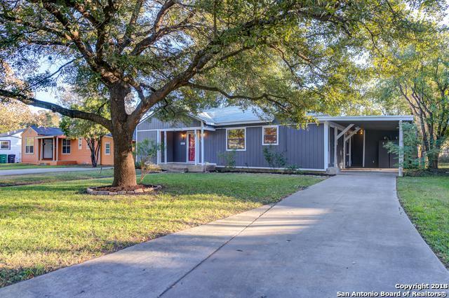 554 Hermine Blvd, San Antonio, TX 78212 (MLS #1350213) :: Tom White Group