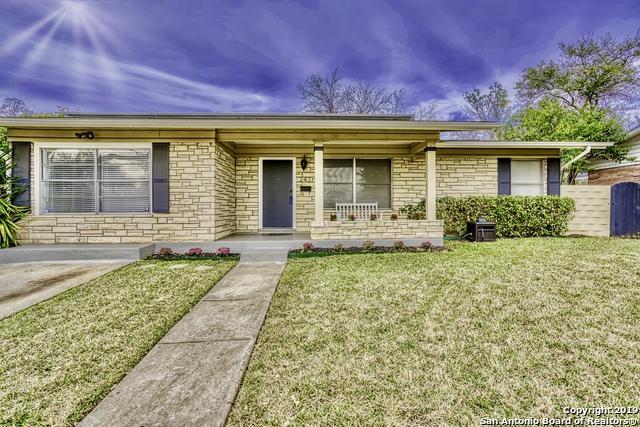 243 Bamburgh Dr, San Antonio, TX 78216 (MLS #1351989) :: The Mullen Group | RE/MAX Access