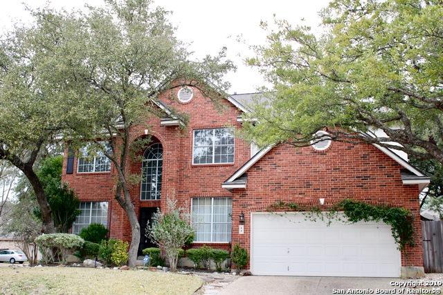 12 Yateswood, San Antonio, TX 78248 (MLS #1357219) :: Carter Fine Homes - Keller Williams Heritage