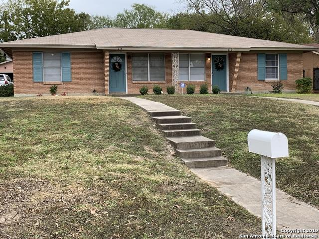 212-214 Bloomfield Dr, San Antonio, TX 78228 (MLS #1358284) :: Alexis Weigand Real Estate Group