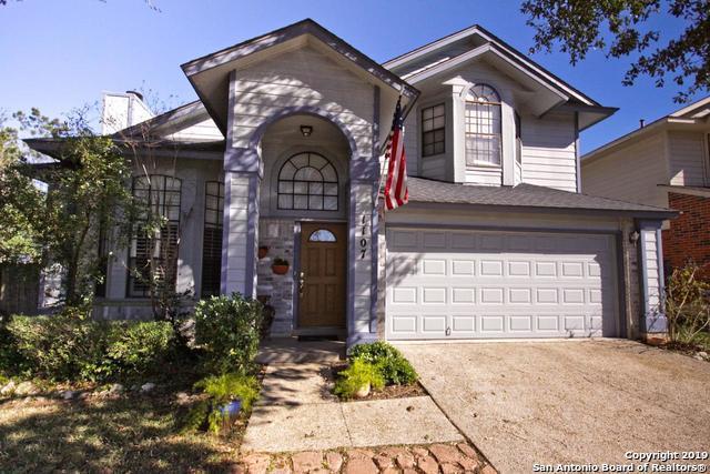 1107 Oak Path, San Antonio, TX 78258 (MLS #1360991) :: Alexis Weigand Real Estate Group