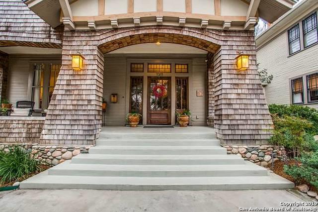 128 E Magnolia Ave, San Antonio, TX 78212 (MLS #1361991) :: Exquisite Properties, LLC