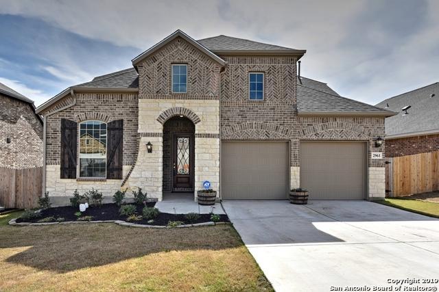 2961 Warwick Park, Bulverde, TX 78163 (MLS #1362159) :: The Mullen Group   RE/MAX Access