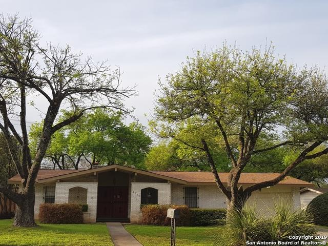 3715 Minthill Dr, San Antonio, TX 78230 (MLS #1368893) :: Alexis Weigand Real Estate Group