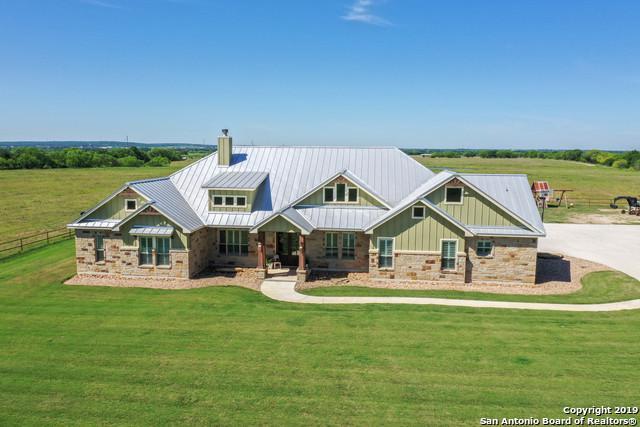 14990 Fm 775, La Vernia, TX 78121 (MLS #1377426) :: BHGRE HomeCity