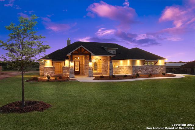 1412 Country Hills Dr, La Vernia, TX 78121 (MLS #1378277) :: The Gradiz Group