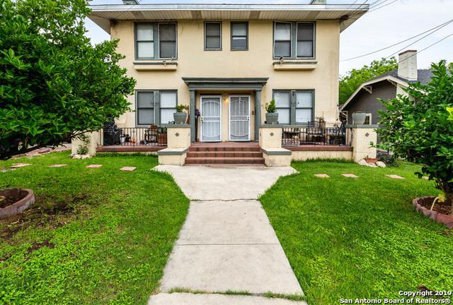 411 E Courtland Pl, San Antonio, TX 78212 (MLS #1382307) :: Tom White Group