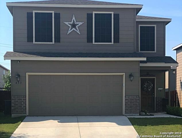 433 Auburn Park, Selma, TX 78154 (MLS #1389924) :: The Mullen Group | RE/MAX Access