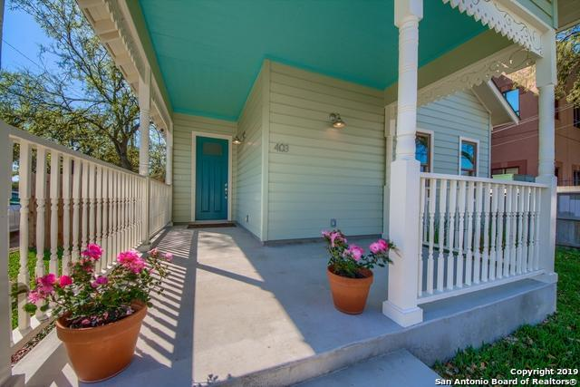 403 N Palmetto St, San Antonio, TX 78202 (MLS #1392708) :: Tom White Group