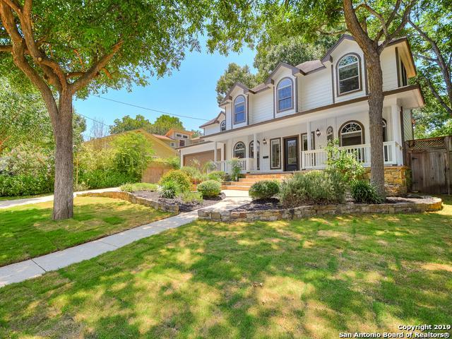 628 Alamo Heights Blvd, Alamo Heights, TX 78209 (MLS #1396320) :: Reyes Signature Properties