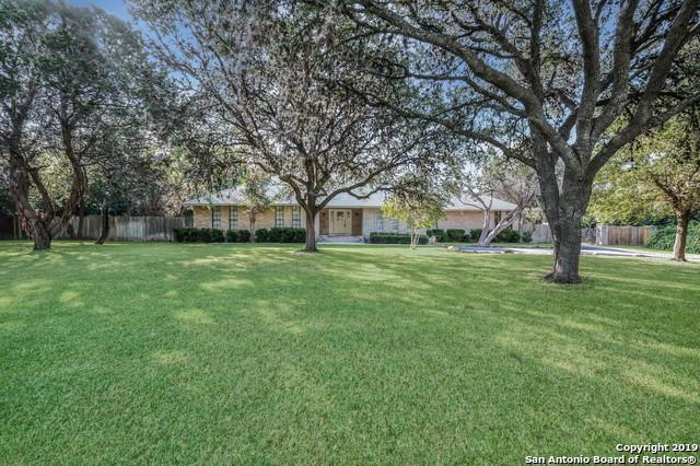 108 Shavano Dr, Shavano Park, TX 78231 (MLS #1402027) :: The Castillo Group