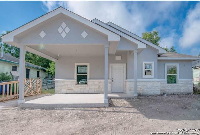 104 Lee, San Antonio, TX 78214 (MLS #1404623) :: BHGRE HomeCity
