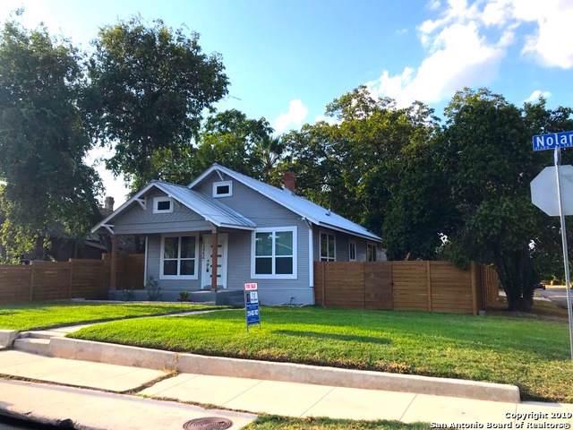 1323 Nolan St, San Antonio, TX 78202 (#1408903) :: The Perry Henderson Group at Berkshire Hathaway Texas Realty