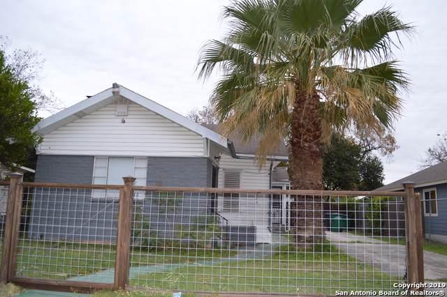 715 Paso Hondo, San Antonio, TX 78202 (MLS #1410619) :: Alexis Weigand Real Estate Group