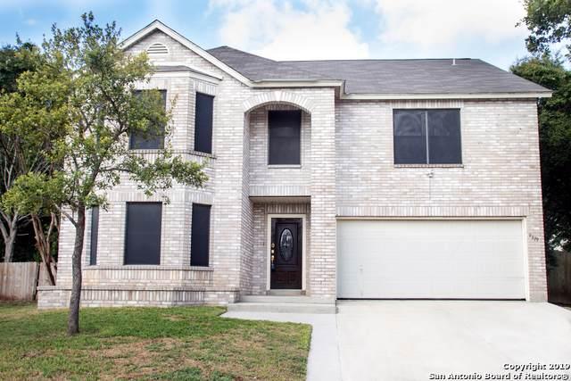 9619 Elmfield Pl, San Antonio, TX 78254 (MLS #1412081) :: Alexis Weigand Real Estate Group