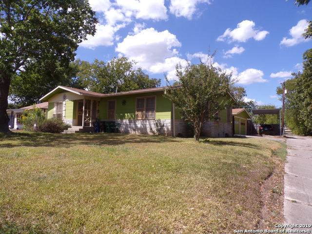 203 Placid Dr, San Antonio, TX 78228 (#1414098) :: The Perry Henderson Group at Berkshire Hathaway Texas Realty