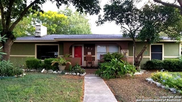 127 Sutton Dr, San Antonio, TX 78228 (MLS #1414505) :: Alexis Weigand Real Estate Group