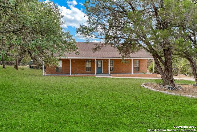 670 Buck Run Pass, Canyon Lake, TX 78133 (MLS #1414516) :: BHGRE HomeCity