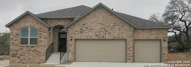 630 Singing Creek, Spring Branch, TX 78070 (MLS #1418165) :: Tom White Group