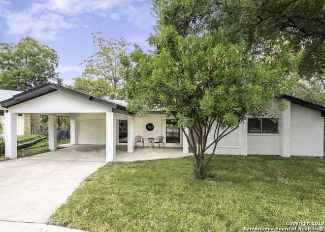 3523 Triola Dr, San Antonio, TX 78230 (MLS #1419098) :: The Mullen Group | RE/MAX Access