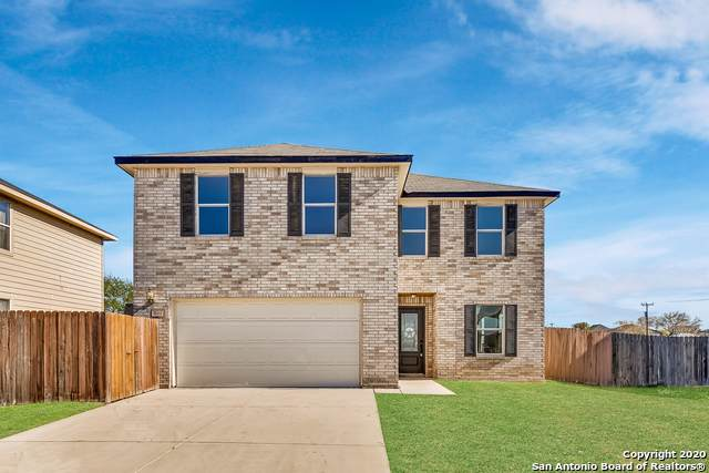 7302 Copper Meadows, Converse, TX 78109 (#1430762) :: The Perry Henderson Group at Berkshire Hathaway Texas Realty