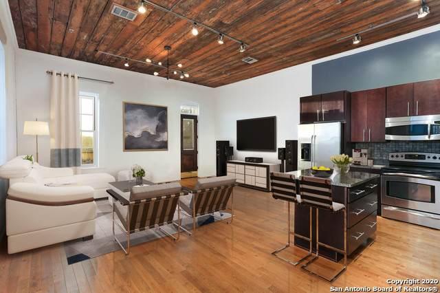 831 S Flores St #1202, San Antonio, TX 78204 (MLS #1430823) :: Alexis Weigand Real Estate Group